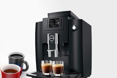 Boissons chaudes | Machine à café | Jura WE6