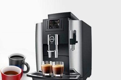 Boissons chaudes | Machine à café | Jura WE8