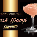 Froz'n Cocktail | Rosé Pamp'