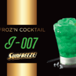 Froz'n Cocktail   J007