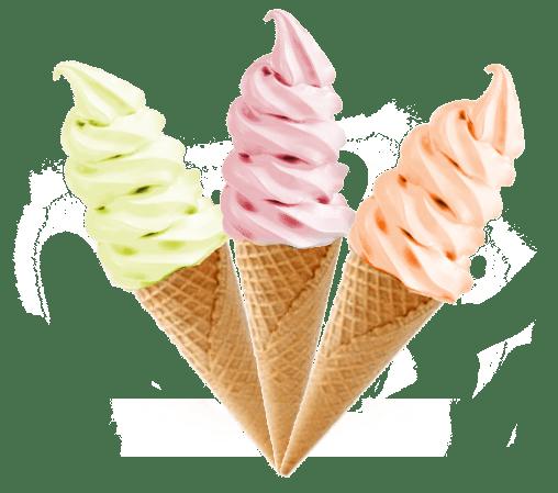 Glaces à l'italienne | Produits | Vanille Fraise Chocolat