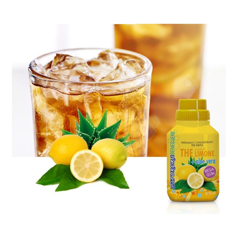 Concentré de thé citron
