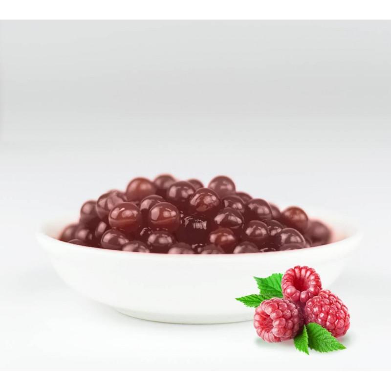 Perles de fruit framboise