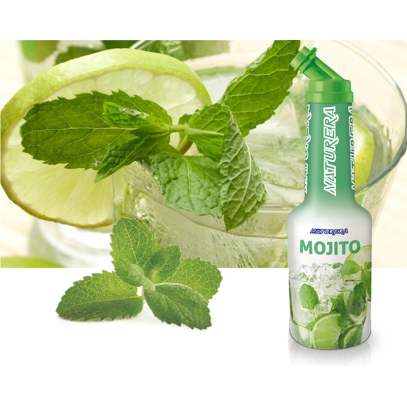 Bubble tea - sirop aromatisé mojito