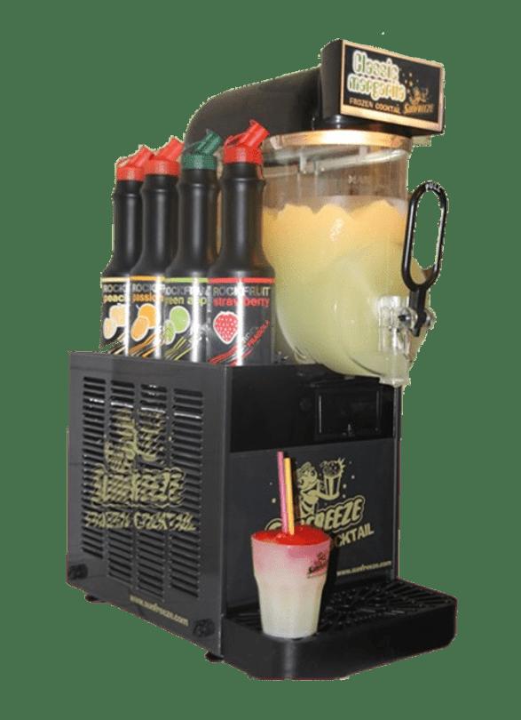 Granités   Frozen machine à cocktail 1 bac