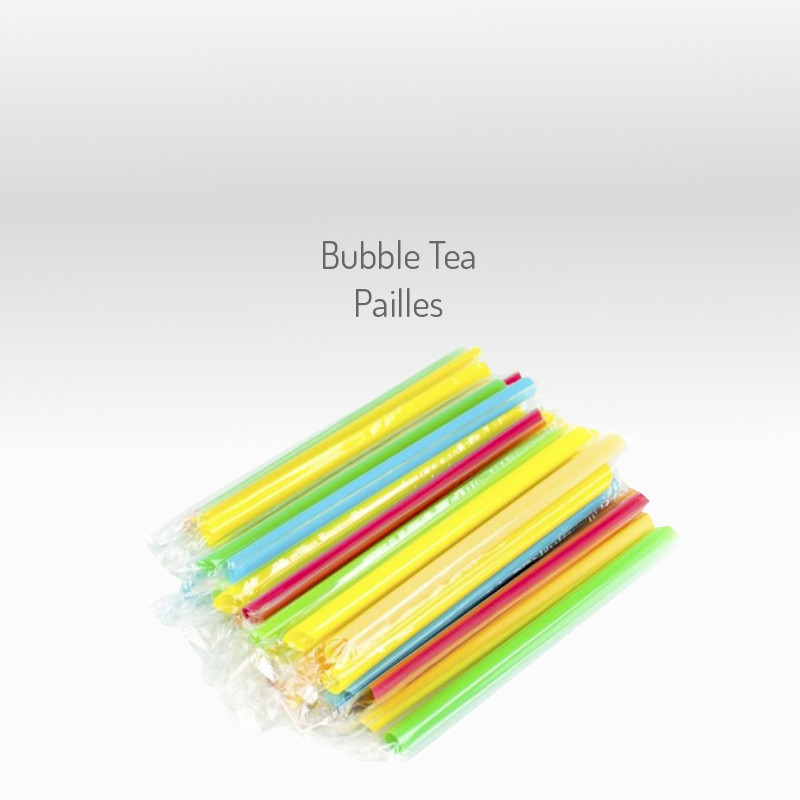 Bubble Tea | Pailles XXL