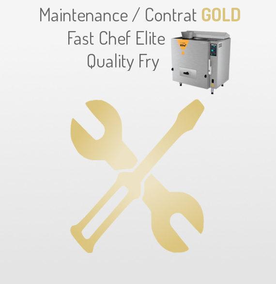 Maintenance GOLD | Fast Chef Elite