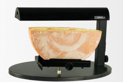 Appareil à raclette – Demi Meule