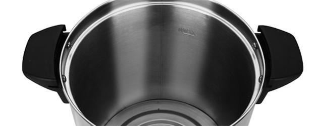 Couche double paroi anti-brûlure | Distributeur d'eau chaude