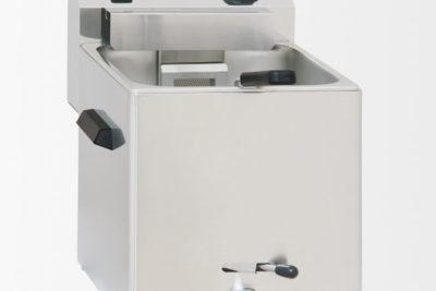 Cuiseur à pâtes électrique avec vanne de vidange – 1 panier