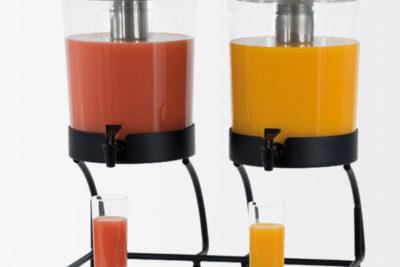 Distributeur de jus de fruit 2 x 8 litres