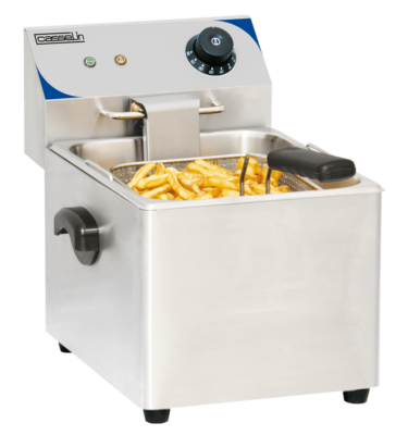 Friteuse électrique 8 litres