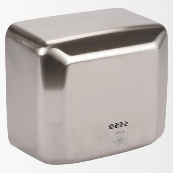 Sèche-mains en Inox