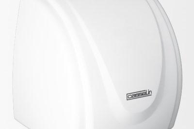 Sèche-mains en ABS Blanc