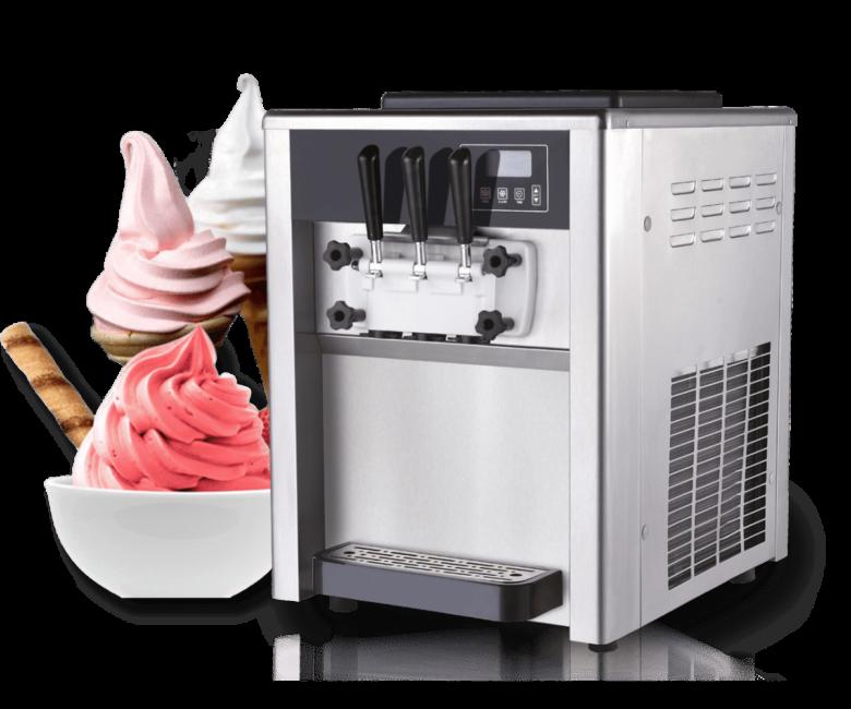 Machine pour glace à l'italienne 218CS21