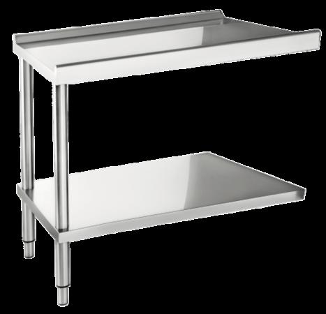 Table d'entrée ou de sortie pour lave-vaisselle 645 mm