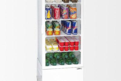 Vitrine réfrigérée positive 98 litres