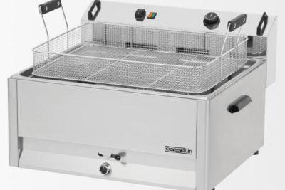 Friteuse à beignets électrique 30 litres