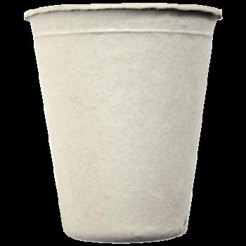 Gobelet Bio pulpe de canne à sucre | Orca Distri