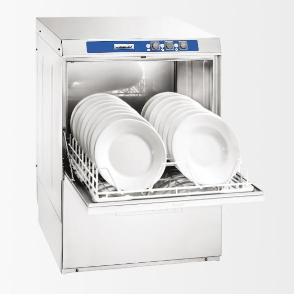 Lave-vaisselle 500 avec adoucisseur et pompe de vidange intégrés