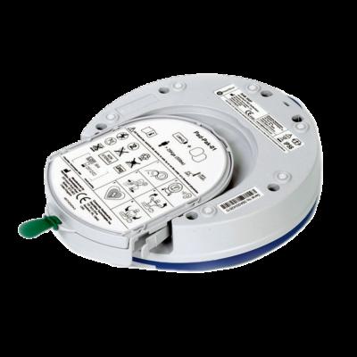 Défibrillateur Samaritan Pad 360P HeartSine | padpak piles et electrodes combinees