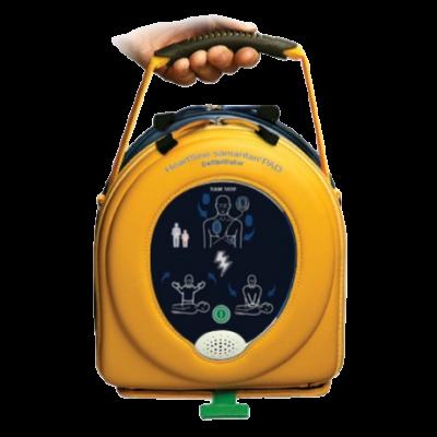 Défibrillateur Samaritan Pad 360P HeartSine | Sac de transport