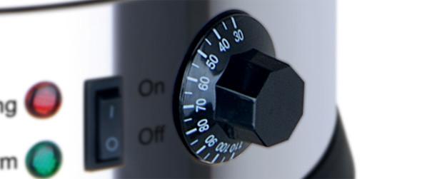 Thermostat réglable | Distributeur d'eau chaude
