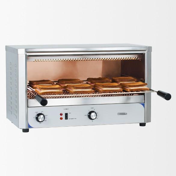 Toaster à quartz grand modèle