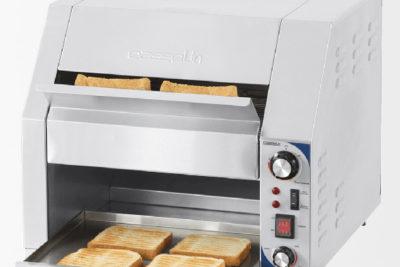 Toaster convoyeur large