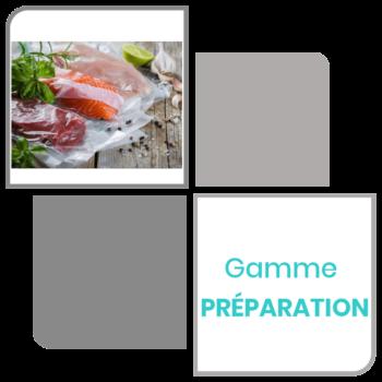 Gamme préparation | Orca Distri