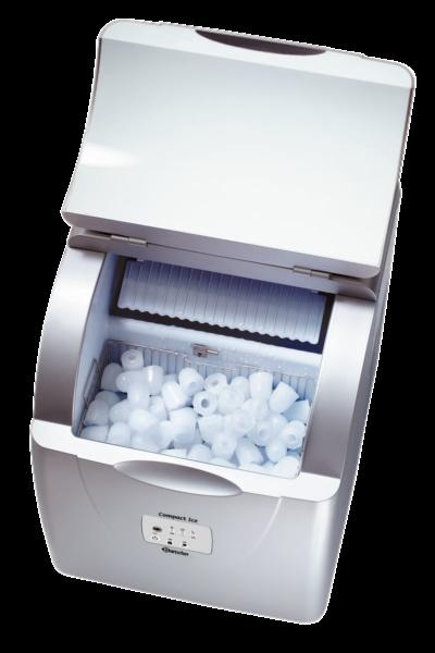 Machine à glaçons Compact Ice ouvert