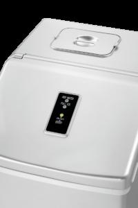 Commande témoin lumineux | Machine à glaçons W150