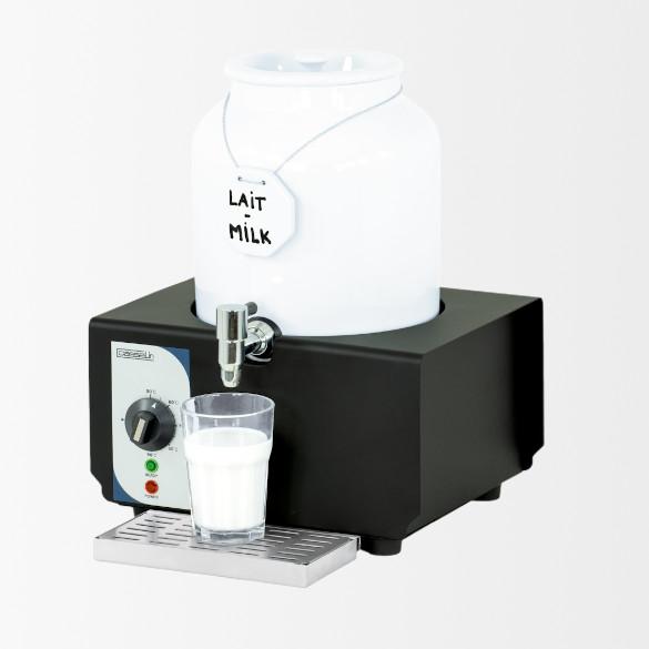 Distributeur de lait chaud en porcelaine 10L