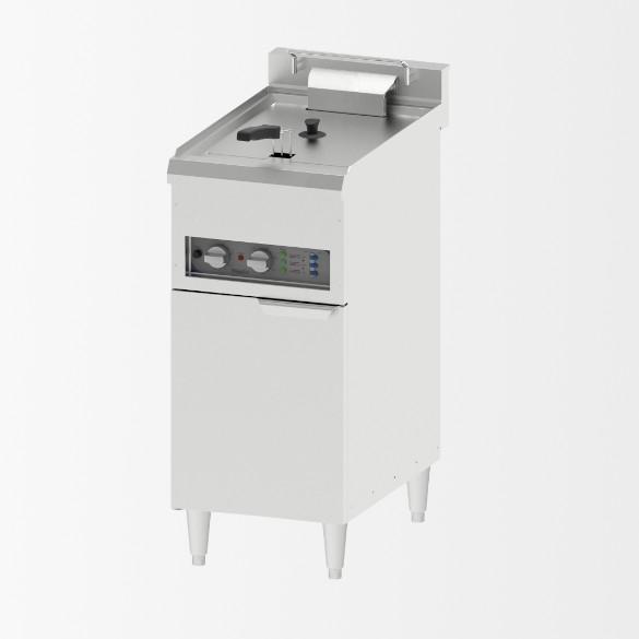 Friteuse électrique sur pieds 16 litres
