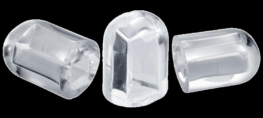 Glaçon Forme conique (cône creux) - 30 x 26 x 40 mm, 17 g