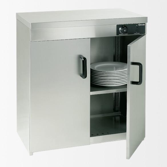 Armoire Chauffante 2T, 110-120 Assiettes