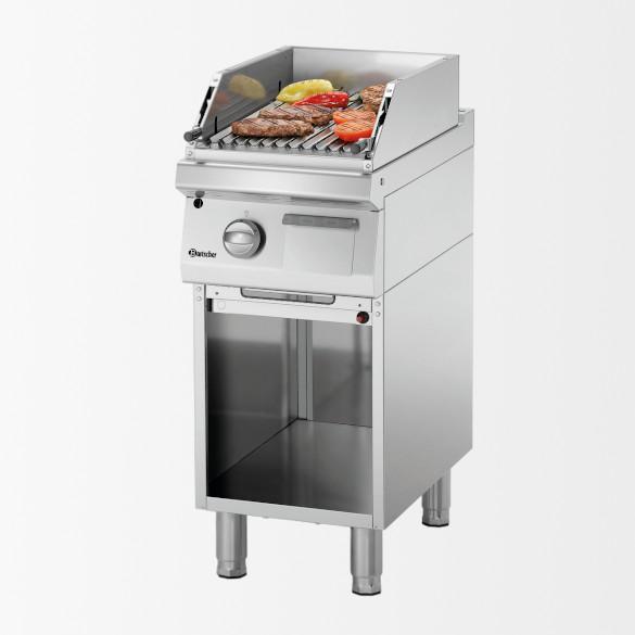 Grill à pierre de lave 400, 700