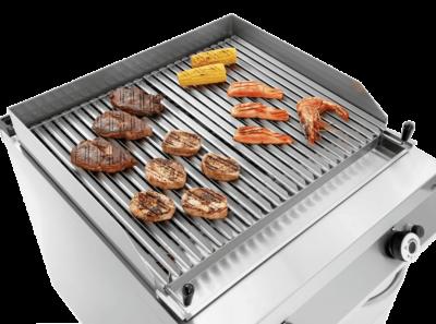 Grill Pierre Lave 800, 900 | Surface de grillade