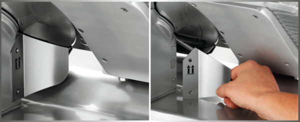Trancheuse PRO 250-G | Amovible