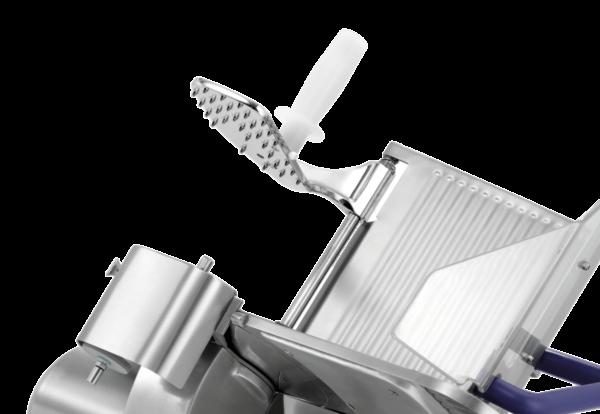 Trancheuse PRO 250-G | Bac récupérateur de restes