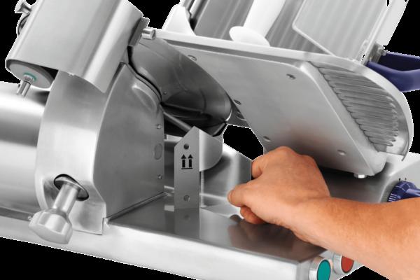 Trancheuse PRO 250-G | Guide découpe propre