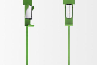 Distri Gel à Infrarouge – Distributeur de gel désinfectant en libre service