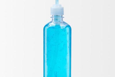 Bouteille de gel hydro-alcoolique 300 ml