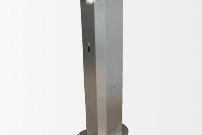 "Distributeur INOX sans contact de gel mains libres ""Capacité 5 litres"""