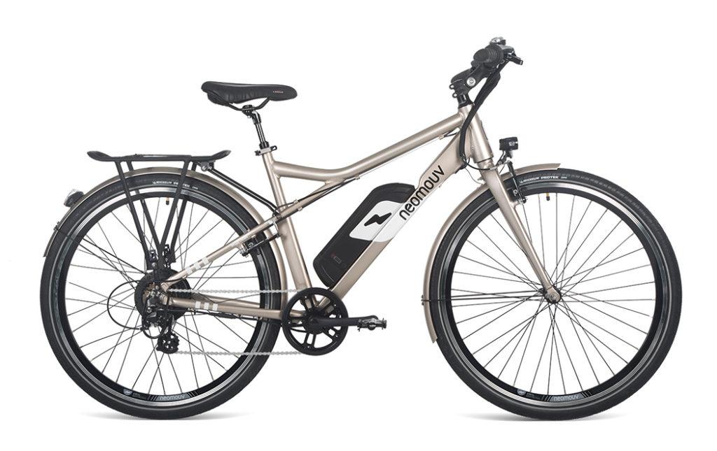 Montana - vélo tout chemin électrique champagne