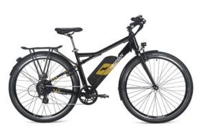 Montana - vélo tout chemin électrique noir
