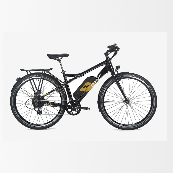 Montana T, vélo tout chemin assistance électrique