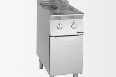 Friteuse 700, L400, 2x8L