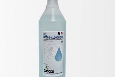 Bouteille 1 litre Gel HydroAlcoolique avec POMPE