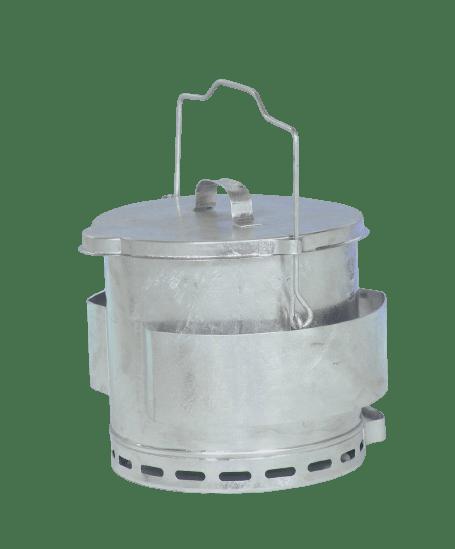 Seau pour huiles usagées 12L
